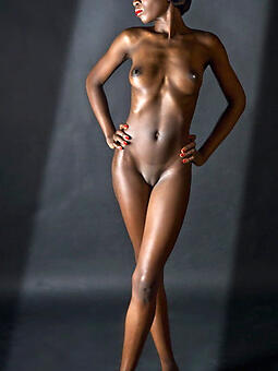 Ebony Skinny