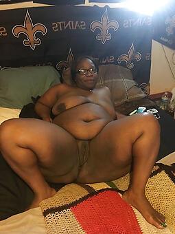 Old Ebony Pussy